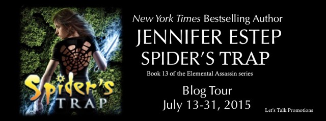 5 Questions in 5 Minutes With Jennifer Estep