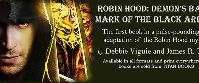 Robin Hood: Demon's Bane 1_Mark of the Black Arrow