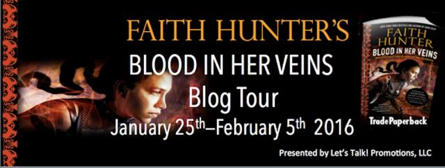 Faith Hunter's Blood In Her Veins: Part 5