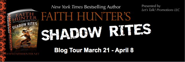 Shadow Rites: The Best Book Faith Hunter Has Written (so far)