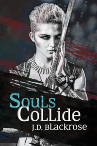 Book Cover: Souls Collide: Book One of The Soul Wars