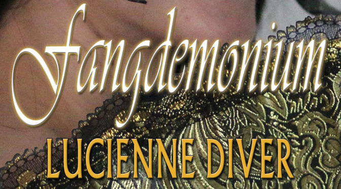 Fangdemonium is Here! Lucienne Diver Crosses Buffy with Rick Riordan