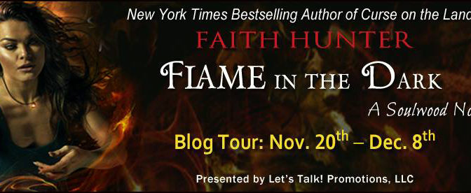 Flame in the Dark: Excerpt, Occam Short Story, and Rafflecopter