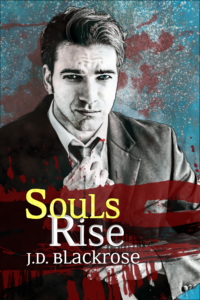 Book Cover: Souls Rise: Book Three of The Soul Wars